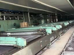 Ichinose печатная машина плоскими сетчатыми шаблонами