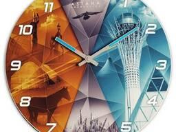 Иготовление часов с изображением