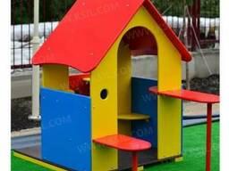Игровое оборудование для детских площадок - фото 4