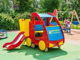 Игровое оборудование для детских площадок - фото 5