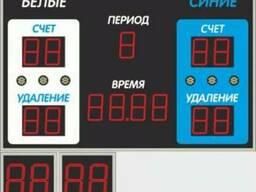 Информационное табло для всех видов спорта