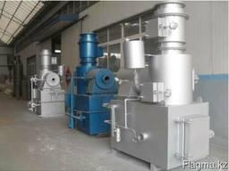 Инсинератор для утилизации всех видов отходов WFS-30 BTE