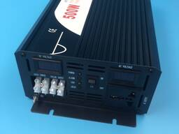 Инвертор 500 ватт со встроенным контроллером