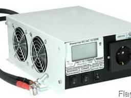 ИС1-12-1700 инвертор DC-AC с ЖК-индикатором
