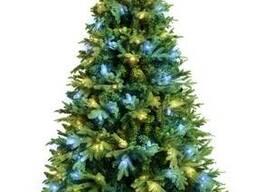 Искусственная елка премиум класса световая Валерио 1,2-2,4м