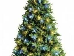 Искусственная елка премиум класса световая Грацио 1,2-2,1м