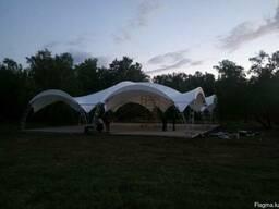 Изготовление и установка Шатров в Алматы