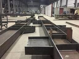 Изготовление металлоконструкций в Шымкенте