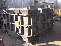 Изготовление металлоконструкций и металлоформ для ЖБИ