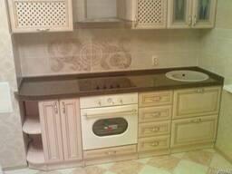 Изготовление столешниц кухонных из камня