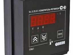 Измеритель-регулятор температуры ТРМ-1 для эл. нагревателей.