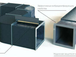 Изоляция для систем вентиляции и кондиционирования