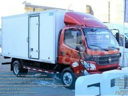 Изотермический фургон Foton Aumark BJI 1039 COND