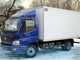 Изотермический фургон Foton Aumark BJI 1069 COND