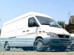 Изотермический фургон Mercedes-Benz Sprinter COND