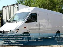 Рефрижератор фургон Mercedes-Benz Sprinter COND