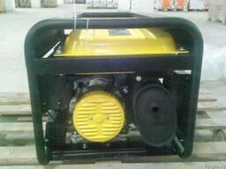 Качественный Генератор KPG-7500 E 6 кВт KRAFT
