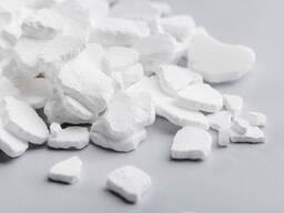Кальций хлорид , каустическая сода