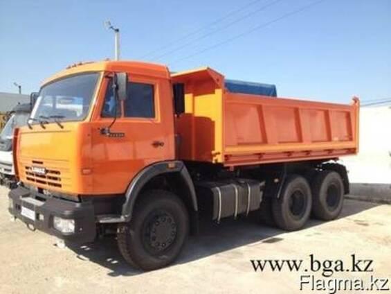 КамАЗ 45142-011-15 самосвал сельхозник 14тн, 240л. с