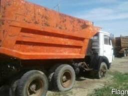 КАМАЗ 55118, 1991 г.в. тягач в Актобе