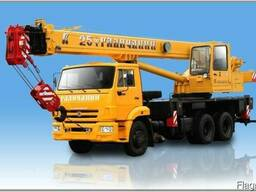 КАМАЗ 65115 Галичанин КС-55713-1В