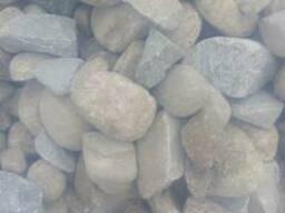 Камень(бутовый, окол)