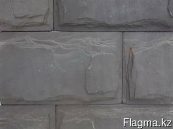 Камень декоративный Луксор Графитовый