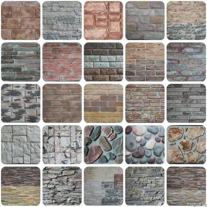 Камень декоративный отделочный ( облицовочный и фасадный).