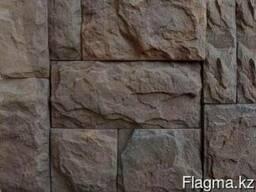 Камень декоративный Саграда тёмно-коричневая