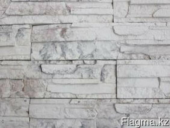 Камень декоративный Сланец классический белый