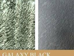 Каменный шпон Translucent (Galaxy Black)