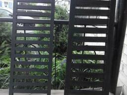 Канализационные ливневые решетки Размер 100*300