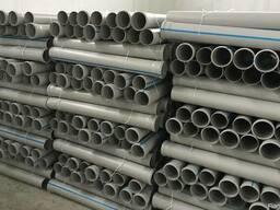 Канализационные трубы ПП 110х1000, 2,7 мм