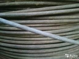 Канат (трос) стальной ЛК-Р ГОСТ 2688-80