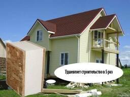 Каркасные дома по СИП технологии