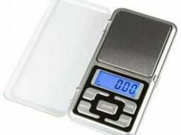 Карманные весы (от 0, 01 до 200 гр и 0, 1 до 500 гр)