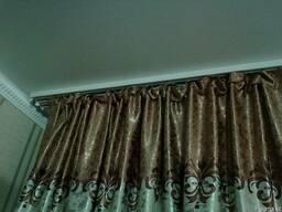 Карнизы потолочные для штор