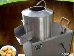 Картофелечистка ТР-350 (машина для очиски корнеплодов).