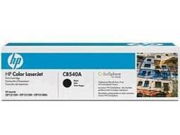 Картридж HP CB540A for CM1312\CP1215\CP1515 Black Original