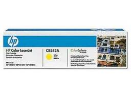 Картридж HP CB542A for CM1312\CP1215\CP1515 Yellow Original