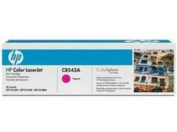 Картридж HP CB543A for CM1312\CP1215\CP1515 Magenta Original