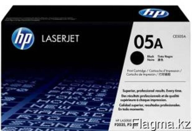 Картридж лазерный HP CE505A для моделей P2035/P2055 (Black)