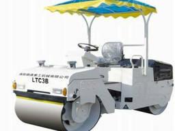 Каток вибрационный 2-х вальцовый LTC3B, Lutong, 3т, Китай