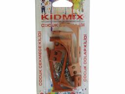 Kidmix - замок для детских ящиков и шкафов