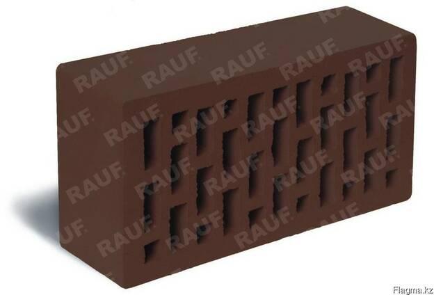 Кирпич керамический коричневый одинарный ТМ ЛСР