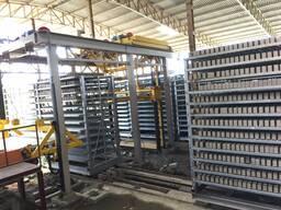 Кирпичный завод сушилка оборудование и автоиатизация