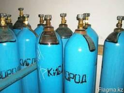 Кислород - заправка кислородных баллонов