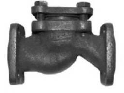 Клапан обратный подъемный фланцевый 16кч9нж Ру25 САЗ