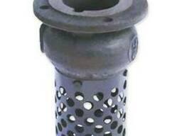 Клапан обратный приемный (храпок) ду-50