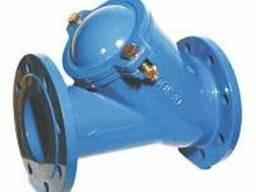 Клапан обратный шаровой 012F